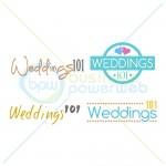 LogoCompilation_Weddings